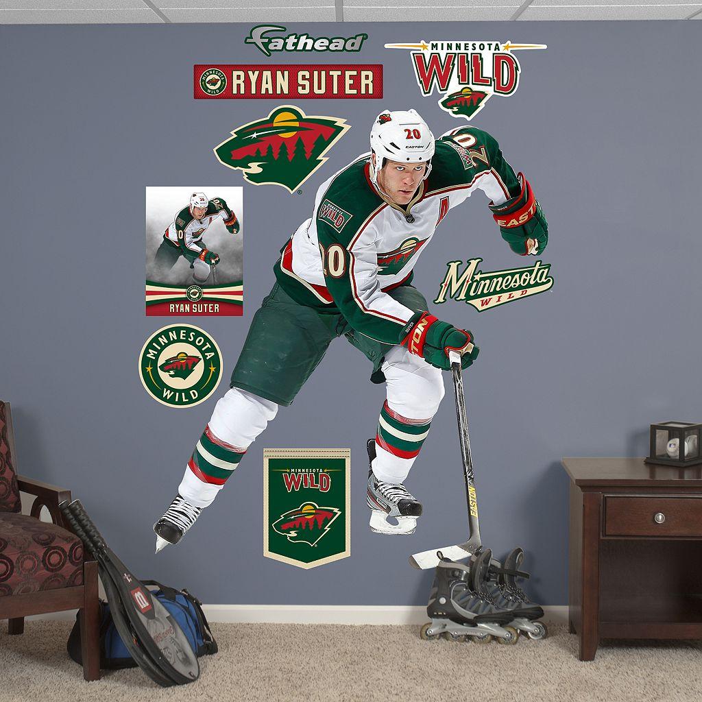 Fathead Minnesota Wild Ryan Suter Wall Decals