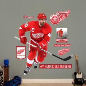 Fathead Detroit Red Wings Henrik Zetterberg Wall Decals