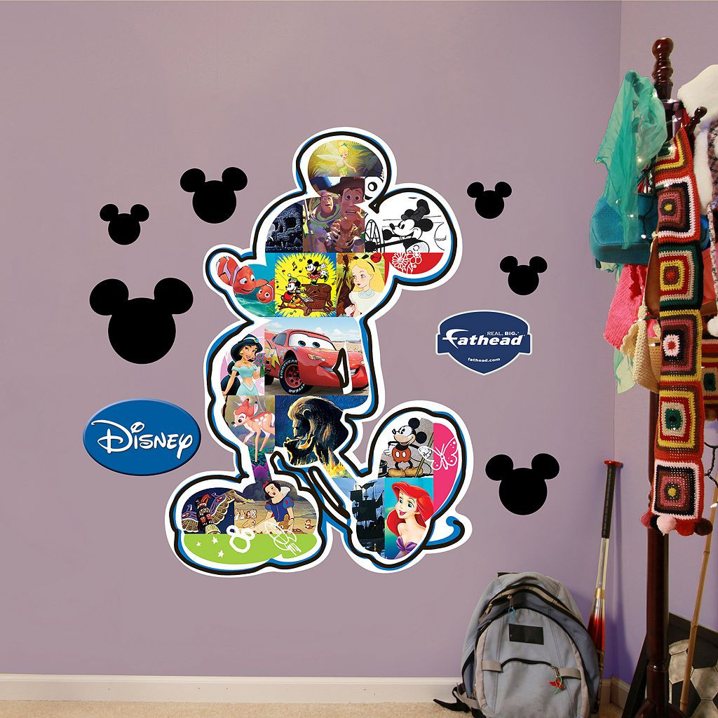 Disney Mickey Mouse Montage Wall Decals by Fathead