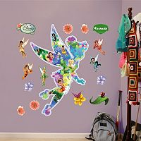 Disney Fairies Silhouette Wall Decals by Fathead