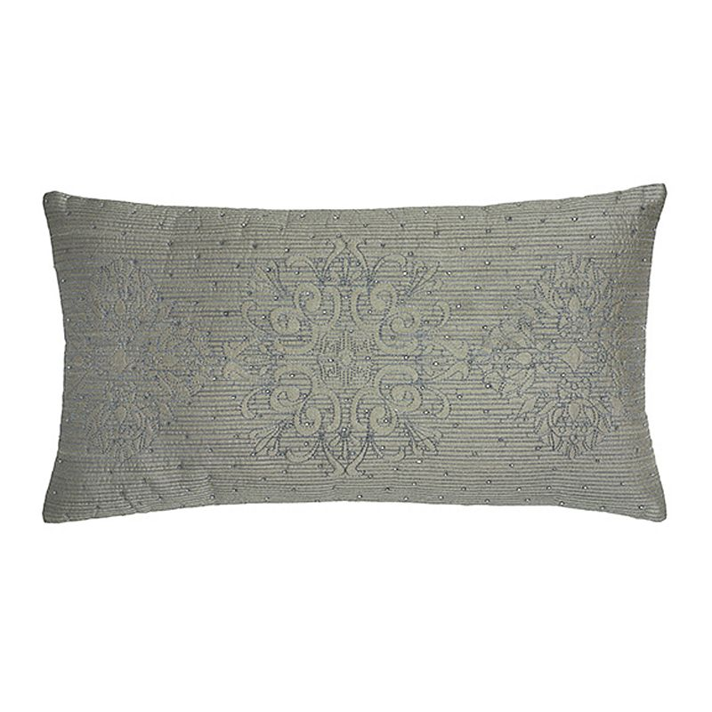 Modern Living Oxidized Leaf Decorative Pillow : Modern Living Oxidized Leaf Euro Sham best price