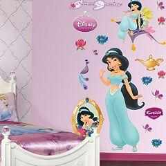 Disney Princess Jasmine Wall Decals by Fathead