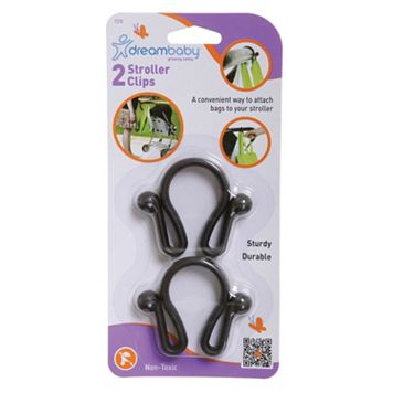 Dreambaby Stroller Clips