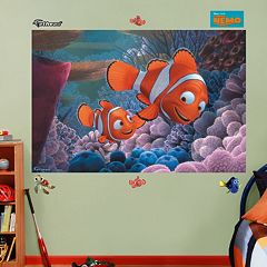 Disney / Pixar Finding Nemo Wall Decals by Fathead