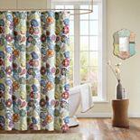 Mi Zone Asha Fabric Shower Curtain