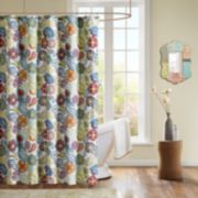 Mi Zone Asha Fabric Shower Curtain
