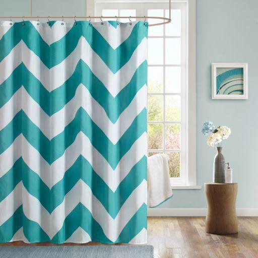 Mi Zone Aries Fabric Shower Curtain