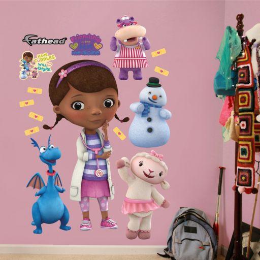 Disney Doc McStuffins Wall Decals by Fathead