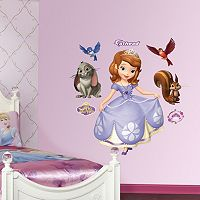 Disney Sofia the First Wall Decals by Fathead
