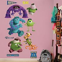 Disney / Pixar Monsters University Wall Decals by Fathead
