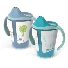BornFree 2-pk. Grow with Me Training Cups by