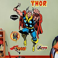 Thor Wall Decals by Fathead