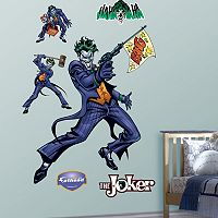 The Joker Wall Decals by Fathead