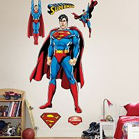 DC Comics Superman Wall Decals by Fathead
