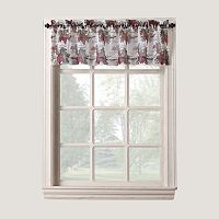 No918 Wine Country Straight Window Valance - 54