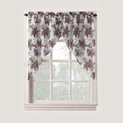 No918 Wine Country Swag Curtain Pair - 54' x 38'
