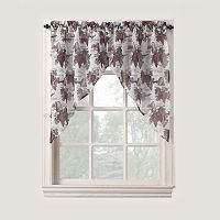 No918 Wine Country Swag Curtain Pair - 54