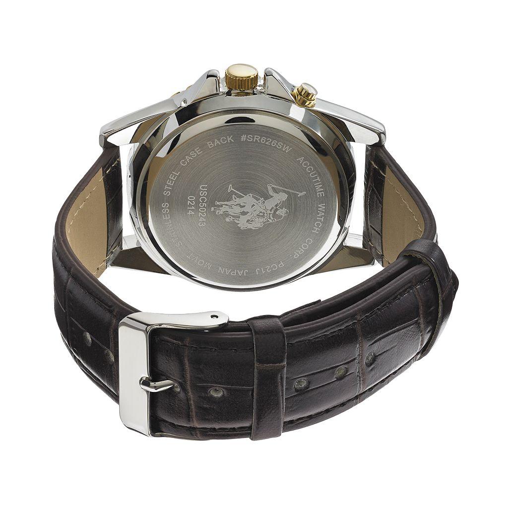 U.S. Polo Assn. Men's Watch
