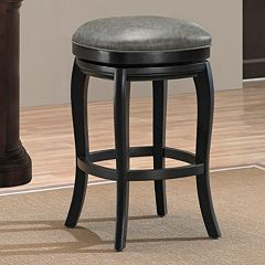American Heritage Billiards Madrid Swivel Counter Stool