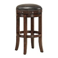 American Heritage Billiards Sonoma Swivel Counter Stool