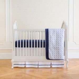 Summer Infant Nautical Navy 4-pc. Bedding Set