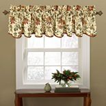 "Waverly Felicite Window Valance - 50"" x 15"""
