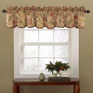 Waverly Imperial Dress Window Valance - 50'' x 15''