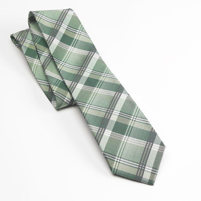 Van heusen orange tie kohl 39 s for Van heusen studio shirts big and tall