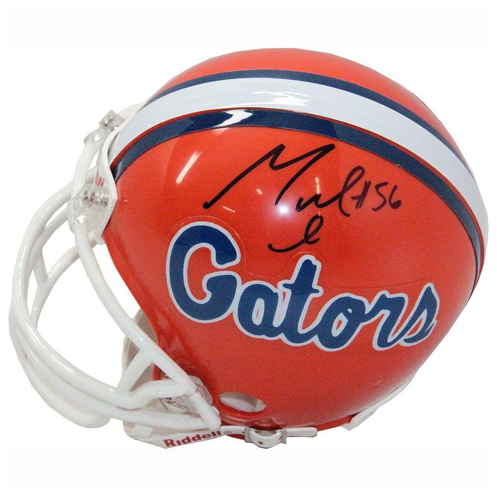 Steiner Sports Florida Gators Maurkice Pouncey Autographed Mini Helmet