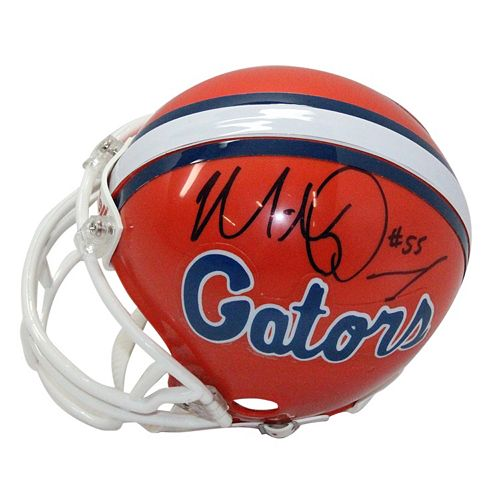 Steiner Sports Florida Gators Mike Pouncey Autographed Mini Helmet