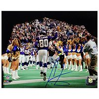 Steiner Sports Chris Carter Running Out of the Tunnel 8'' x 10'' Signed Photo