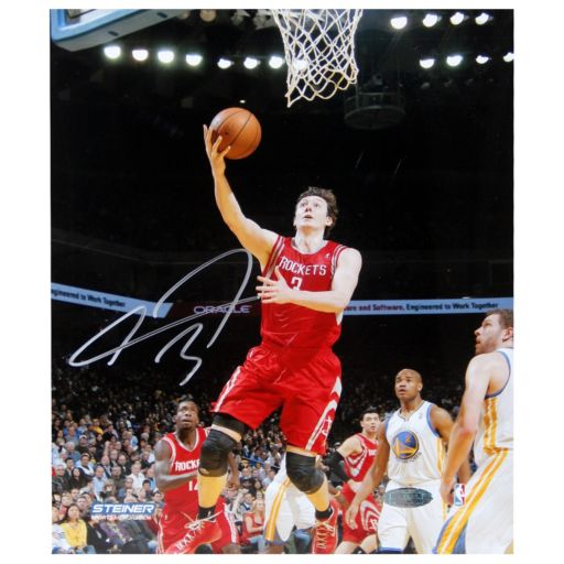 Steiner Sports Omer Asik Lay Up 8'' x 10'' Signed Photo