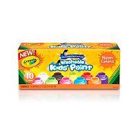 Crayola 10-pk. Washable Kids' Neon Paints