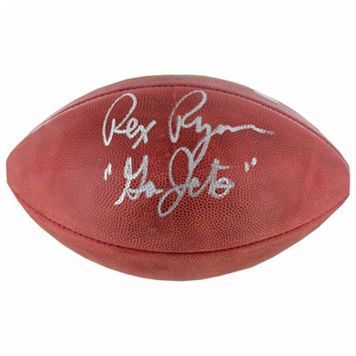 Steiner Sports Rex Ryan NFL Duke Football