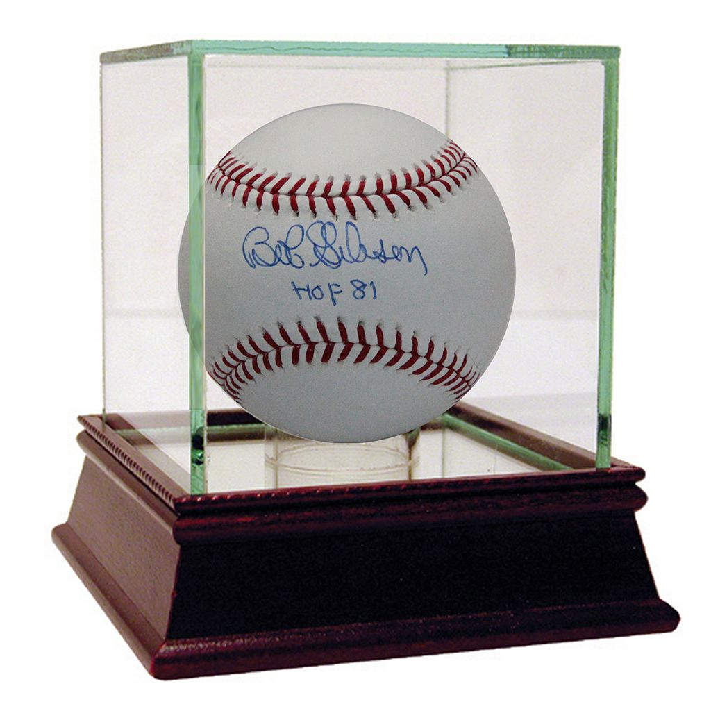 Steiner Sports Bob Gibson MLB Autographed Baseball