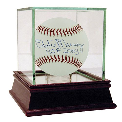 Steiner Sports Eddie Murray MLB Autographed Baseball