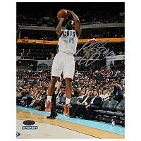 Steiner Sports Michael Kidd-Gilchrist Jump Shot 8'' x 10'' Signed Photo