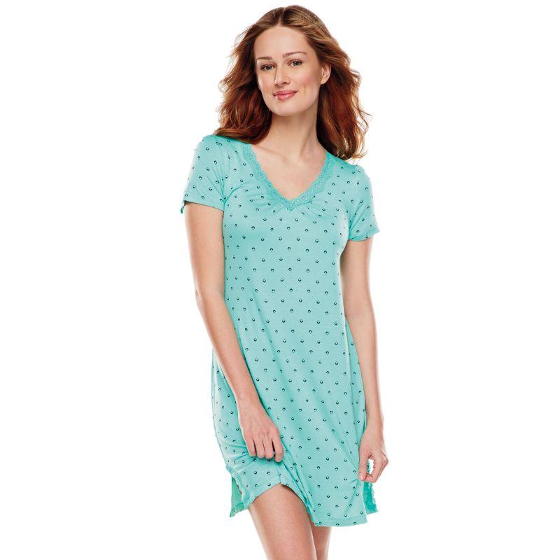 Kohls.com Apt. 9 Apt. 9 Pajamas: Quiet Mornings Lace-Trim ...
