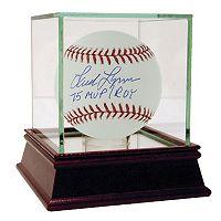 Steiner Sports Fred Lynn MLB Autographed Baseball