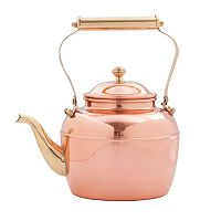Old Dutch Hammered Copper 2.5-qt. Teakettle