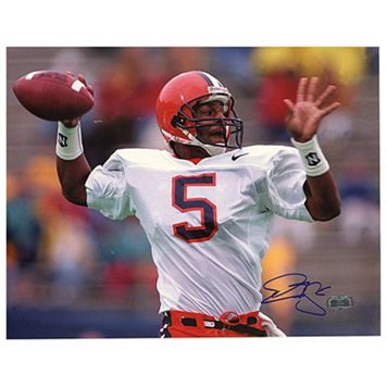 Steiner Sports Donovan McNabb Syracuse Passing 8'' x 10'' Signed Photo