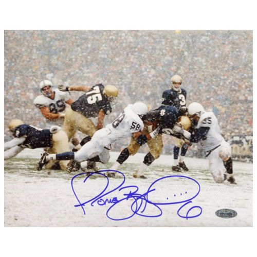 "Steiner Sports Jerome Bettis 16"" x 20"" Signed Photo"