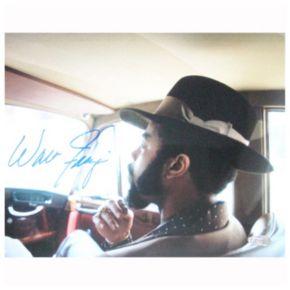 Steiner Sports Walt Frazier Sitting In Car 8'' x 10'' Signed Photo