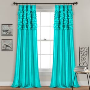 "Lush Decor 2-pack Circle Dream Window Curtains - 54"" x 84"""