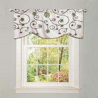 Lush Decor Royal Garden Window Valance - 42