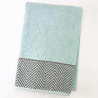 Apt. 9® Highly Absorbent Chevron Bath Towel