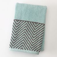 Apt. 9® Highly Absorbent Chevron Hand Towel