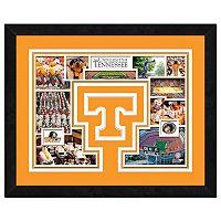 Tennessee Volunteers Framed Milestones and Memories 11