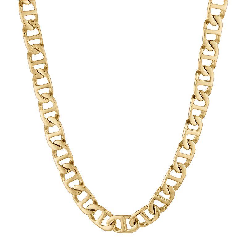 gold mens gold chain kohls