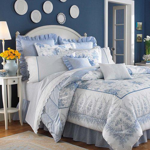 laura ashley sets comforters bedding bed bath kohl 39 s